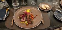 Abendessen im Lindstróm Restaurant
