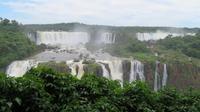 Wasserfälle aus brasilianischer Sicht