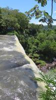 Wasserfälle von der argentinischen Seite