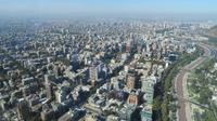 Santiago de Chile, Ausblick über die Stadt