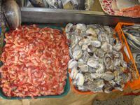 Fischmarkt in Valparaiso