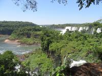 Argentinische Seite der Iguazu-Wasserfälle