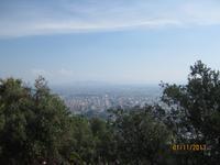 IMG_3974 Herrliche Ausblicke vom San Cristobal in Santiago de Chile