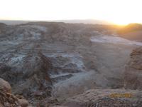 IMG_4077 Traumhafter Sonnenuntergang in der Atacama Wüste