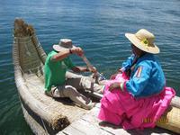 IMG_4272 Zu Besuch auf den Uros Inseln