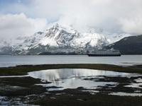 Ausflug zum Gletscher