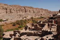 Atacamena-Festung in Lasana