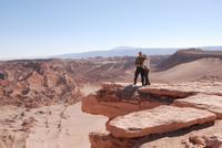 Salz-Kordillere Atacama-W??ste