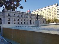 "Regierungspalast ""La Moneda"""