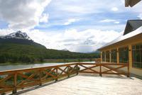 Am Roca-See im Feuerland-Nationalpark