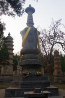 Stupas - Geistertempel