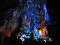 Schilfrohrflötenhöhle bei Guilin