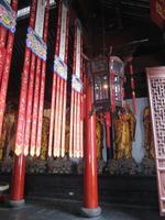 Jade-Buddha-Tempel in Shanghai