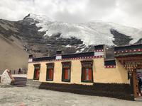 Tibet - Karo-La-Pass in einer Höhe von 5020 Metern
