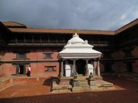 1437 Patan - Hauptplatz - Königspalast
