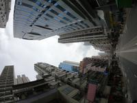 Hong Kong - Fahrt mit einer hist. Straßenbahn