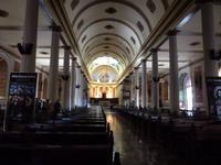 In der Kathedrale von San Jose