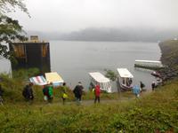 061 Costa Rica - Bootsfahrt über den Arenalsee