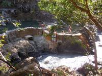 092 Costa Rica - Thermalquellen bei Rincon de la Vieja