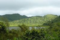 Kratersee auf Grenada