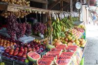Markt in Puerto Limón