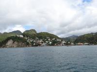 Bootsfahrt auf St. Lucia!