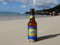 Relaxen am Grande Anse Beach
