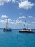 Katamaranausflug auf Barbados