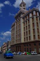 Firmengebäude von Bacardi