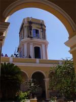 Im Palacio de Cantero in Trinidad