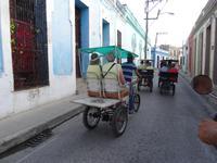 BICI-Taxifahrt in Camagüey