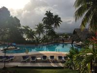 Unsere Hotelanlage in Baracoa