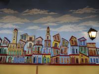 Trinidad mit den Augen eines Malers gesehen