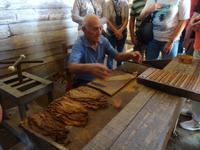 Zigarren werden hergestellt
