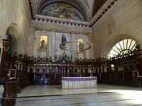 In der Kathedrale von Havanna