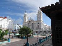 Die Kathedrale von Santiago de Cuba