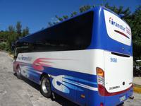 Unser Bus fuhr uns zuverlässig durch Kuba