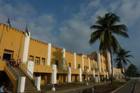 Moncada-Kaserne - heute als Schule genutzt