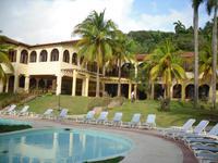 Hotelanlage in Baracoa