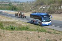 Unser toller Reisebus in Kuba