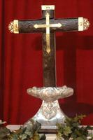 In Baracoa am Atlantik - Kreuz von Kolumbus