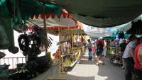 0526 Fahrt nach Trinidad - Rundgang in Sancti Spiritus - der Bauernmarkt