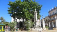 1164 Havanna - Spaziergang durch die Altstadt - Plaza de Armas