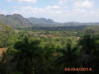 Blick über das Vinales Tal