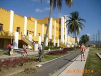 ehemals Kaserne - heute Schule