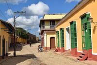 Trinidad ist die Stadt der Fenstergitter...