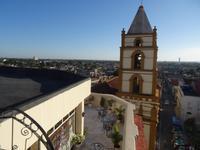 Im Hotel Santa Maria hat man die Kirche zum Nachbarn