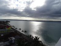 Abendstimmung in der Bucht von Cienfuegos