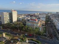 Blick über Vedado/Havanna