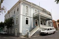 Rathaus in São Filipe